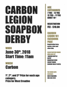 Carbon Legion Soapbox Derby